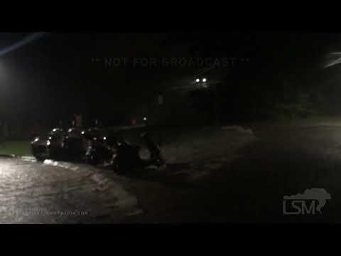 10-01-2019 Madison, Wisconsin Street Flooding