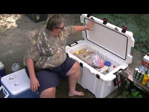 Pelican 150 quart Ice Chest Review