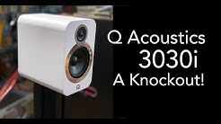 Review: The Overachieving Q Acoustics 3030i ($399 pair)