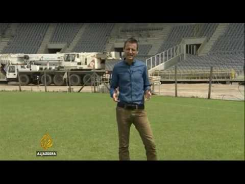 33377 gemeinde sport Al Jazeera Gabon׃ Questions surround unfinished football stadium