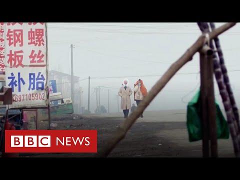 Coronavírus: BBC Visita 'cidades-fantasmas' Na Zona De Infecção Na China