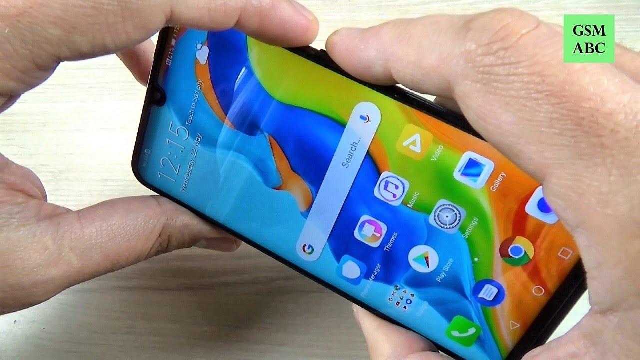 Huawei P30 Lite Bedienungsanleitung