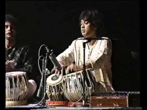 Ustad Zakir Hussain Tabla duet