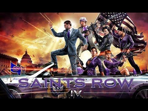 Saints Row IV [La Película Subtitulado Español]