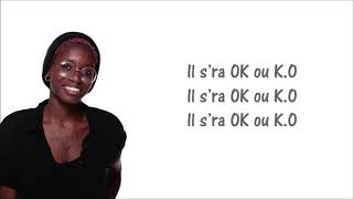 Download Emmy Liyana - Ok ou K.O [Parole] MP3 song and Music Video