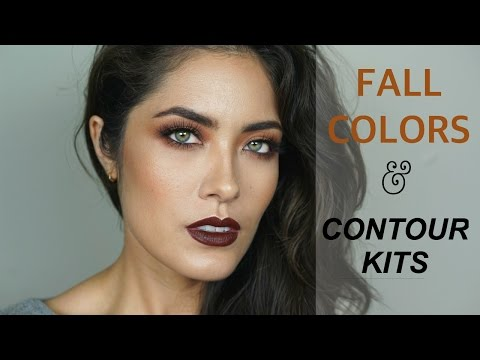 Other Ways to Use Your Contour Kit + Full Look | Melissa Alatorre