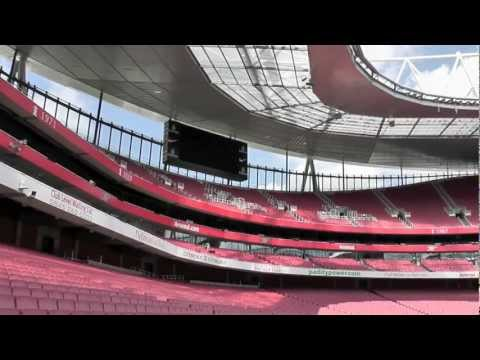 OneMinute - Arsenal Football Club, Emirates Stadium, London