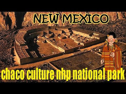 Chaco Culture National Park | New Mexico