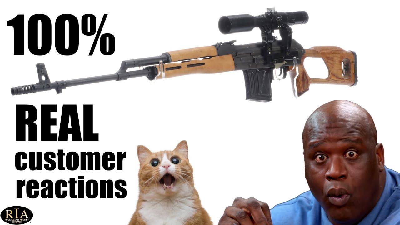 100% REAL Customer Reactions!