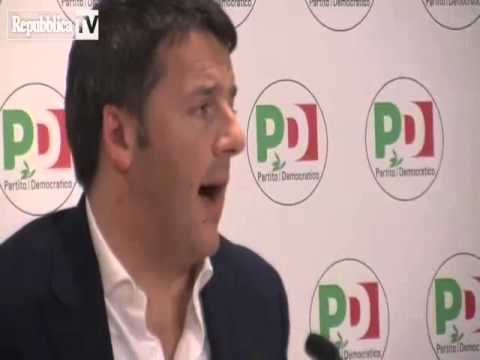 Renzi e Berlusconi, odi et amo