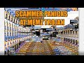 Scammer Panic Over Memz Trojan