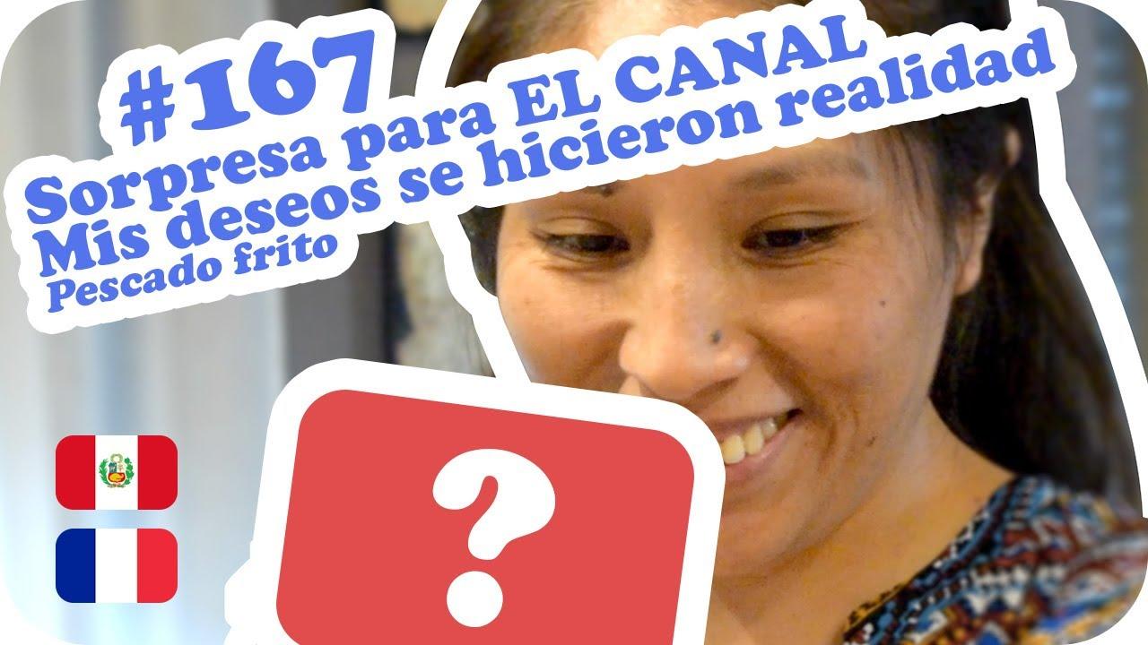 🎁 Sorpresa para EL CANAL + Mis deseos se hicieron realidad 🎁 ~ UNA PERUANA EN FRANCIA
