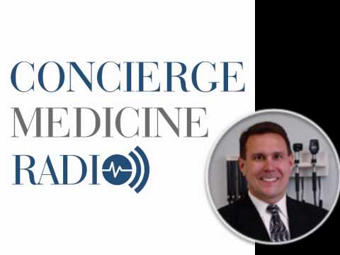 07: One Patient at a Time to a 7 Physician Concierge Practice with Dr. John Blanchard