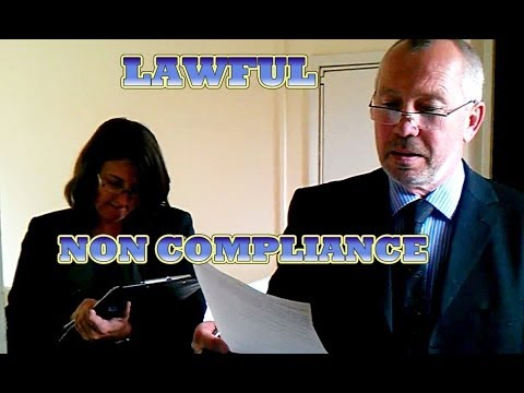 LAWFUL REBELLION - NON COMPLIANCE to Government CENSUS 2011