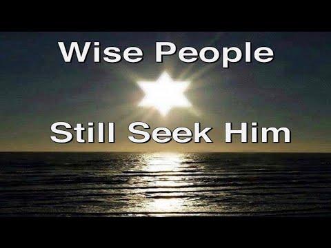 December 19, 2020 - Wise People Still Seek Him - Rabbi Larry Feldman