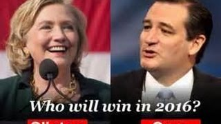 2016 Election Rigged in Favor of Clinton and Cruz; There is No Conspiracy