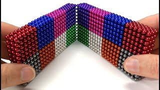 Magnetic Balls, so many Colors | Magnetic Games