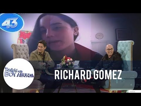 TWBA: Juliana Gomez reveals 5 fun facts about his dad, Richard Gomez