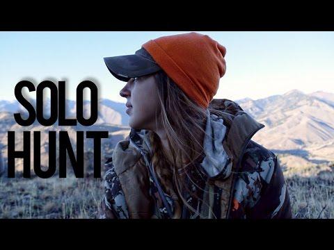 Solo Rifle Hunt | Late Season Elk
