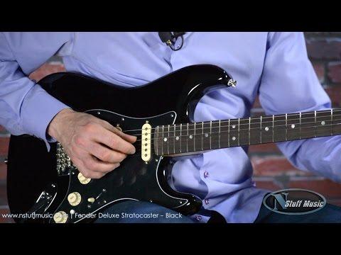 Fender Deluxe Stratocaster | N Stuff Music