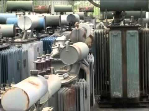 Transformer Recycling   Mazedonia