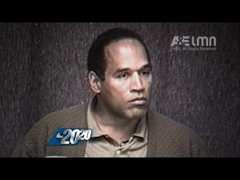 Hidden Video: O.J. Simpson Claims Nicole Brown's Bruises Were Just Makeup