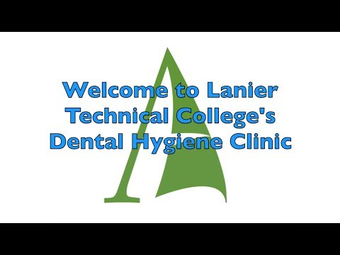 Welcome To Lanier Tech S Dental Hygiene Clinic Mp4 Youtube