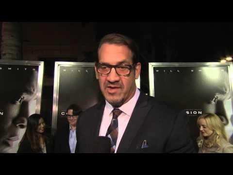 Concussion: Matthew Willig LA Red Carpet Movie Premiere