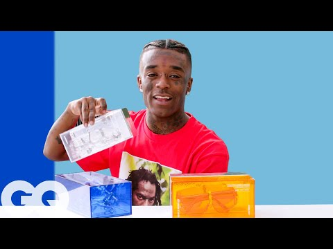 10 Things Lil Uzi Vert Can't Live Without | GQ