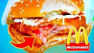 Top 10 McDonald's Food That Will Make You Cringe