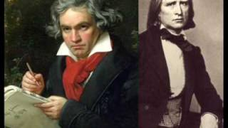 Beethoven/Liszt - Symphony No. 3 for Piano 1st Movement Part 1 of 2