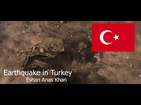 Earthquake Compilation 2019 - Turkey #PleasePray