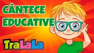 60 MIN - Cântecele Educative Pentru Copii | TraLaLa