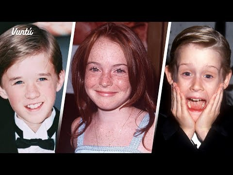 8 estrellas infantiles que hoy son criminales.