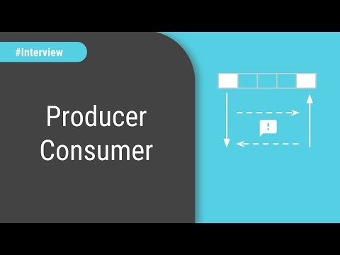 Java Concurrency Interview: Implement Producer Consumer Pattern Using Wait-notify
