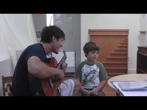Music Therapist Shows how Musical Improvisation Benefits Children with Special Needs