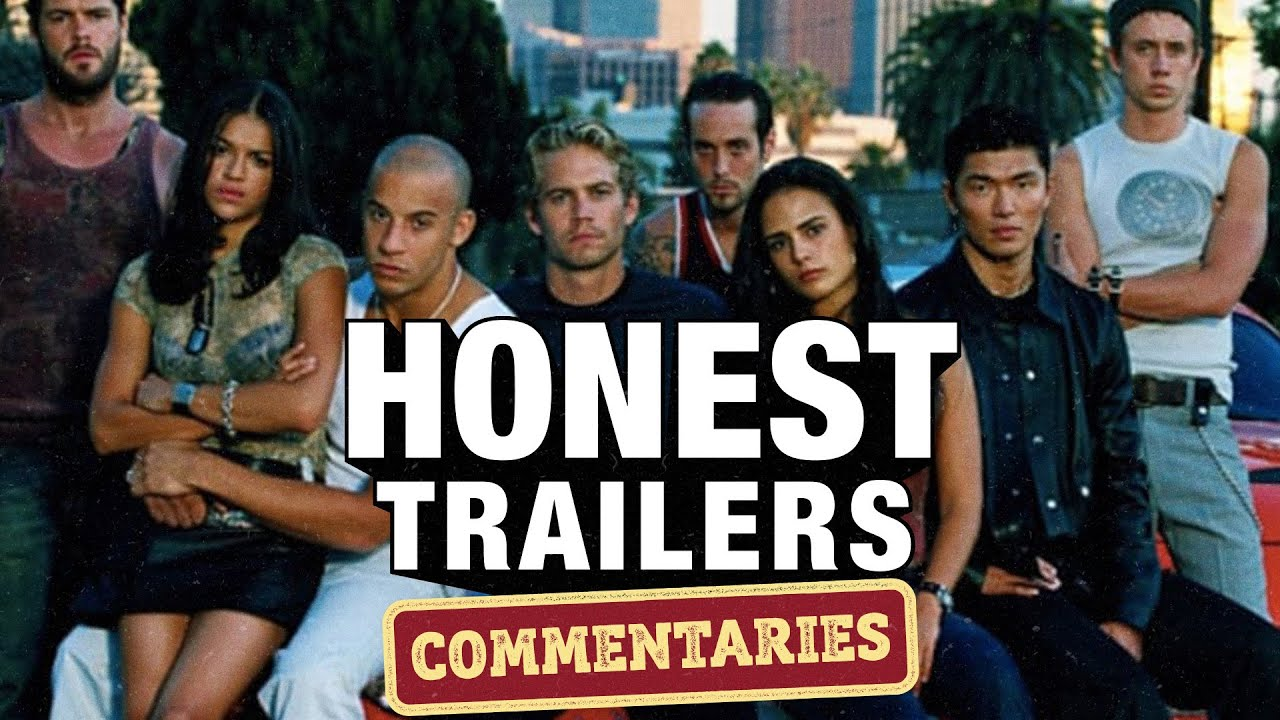Download Honest Trailers Commentary   The Fast & The Furious