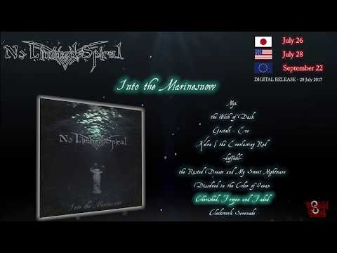 No Limited Spiral - Into the Marinesnow【OFFICIAL ALBUM TEASER】