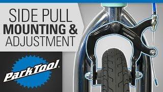 Details about  /1 Pair Brake Caliper Side Pull C Brake Dual-pivot Shoes Caliper C Clamp for Bike