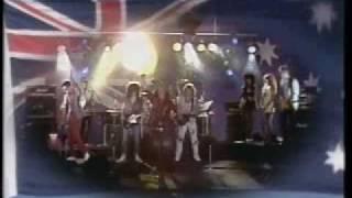 Waltzing Matilda by Dave Evans (Ex AC/DC, RABBIT, THUNDER DOWN UNDER)