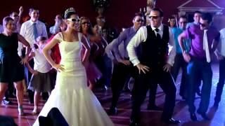 Baile sorpresa boda Jose y Eva