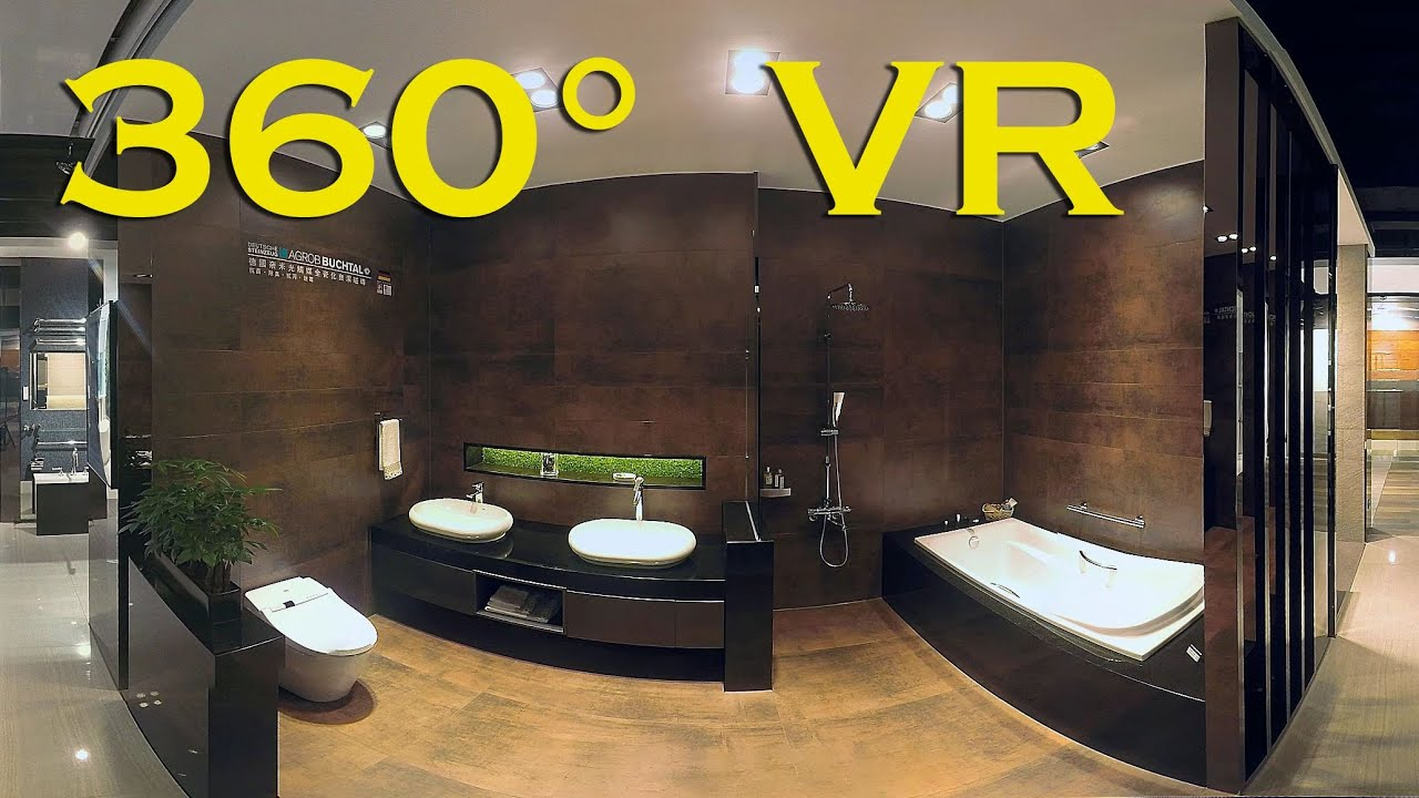 [VR 4K 360] Interior Design - YouTube