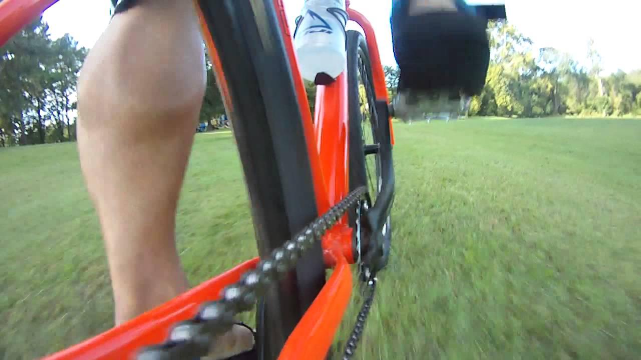 Gravity Single Speed 29er Mountain Bike Rigid Youtube