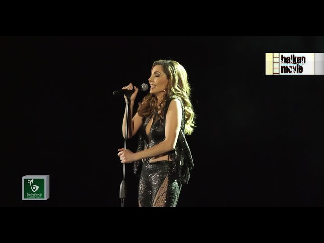 BALKAN MOVIE // DESPINA VANDI - concert in Sofia, Bulgaria