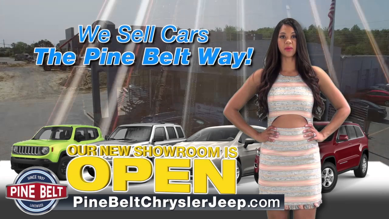 Pine Belt Jeep >> Pine Belt Chrysler Jeep Youtube