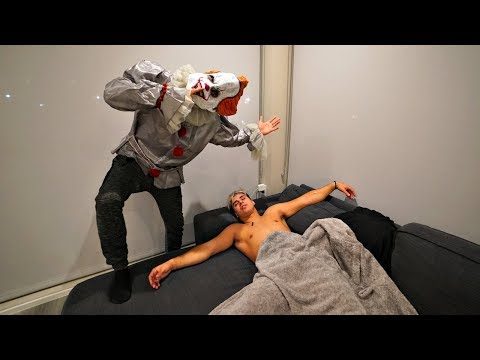 Facing our childhood fears! (funny)