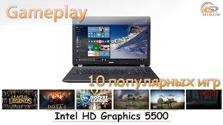 Мобильная видеокарта Intel HD Graphics 3000