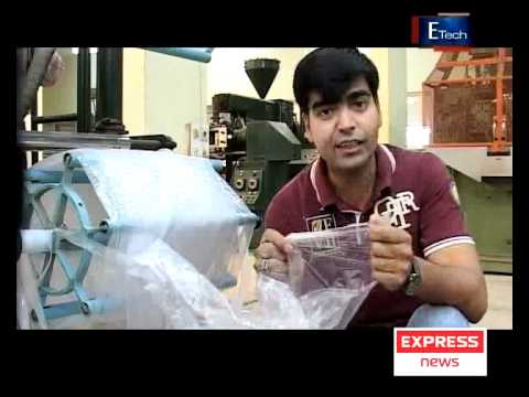 BIO- DEGRADABLE BAGS ON E-TECH