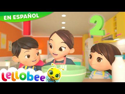 NUEVA CANCIÓN | 1, 2, ¿qué hacemos hoy? | Dibujos Animados | Little Baby Bum en Español