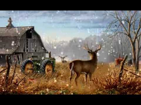 Snow Falling Background Wallpaper Deer Live Animation Wallpaper Live Wallpaper Wallpaper